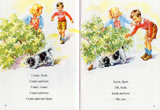 No Fun with Dick and Jane (1/2)
