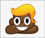 Trump shythead