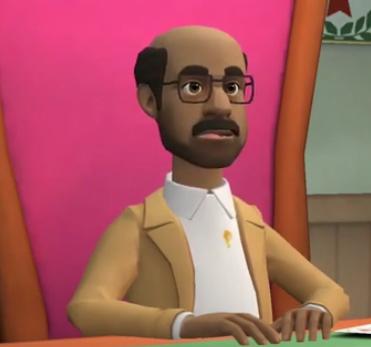 Mr Hernandez