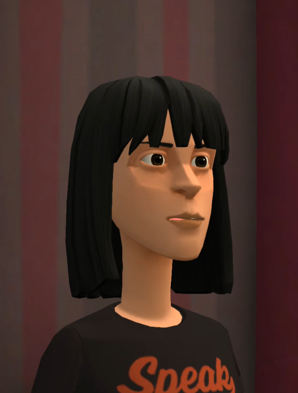 Carrie Sims3
